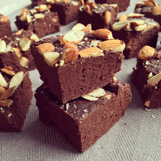 brownies haricots rouges amandes protéinés