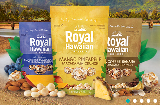 Fitness For The Rest of Us: Royal Hawaiian Orchards Fruit