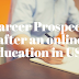 Career Prospects after an online education in USA