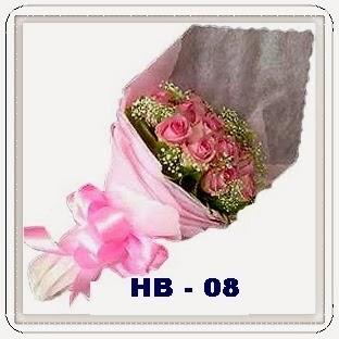 Bunga Tangan Valentine Terbaik