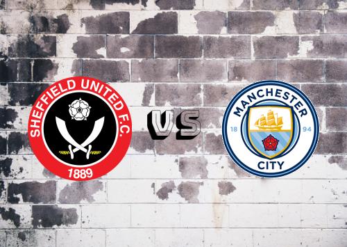 Sheffield United vs Manchester City  Resumen y Partido Completo