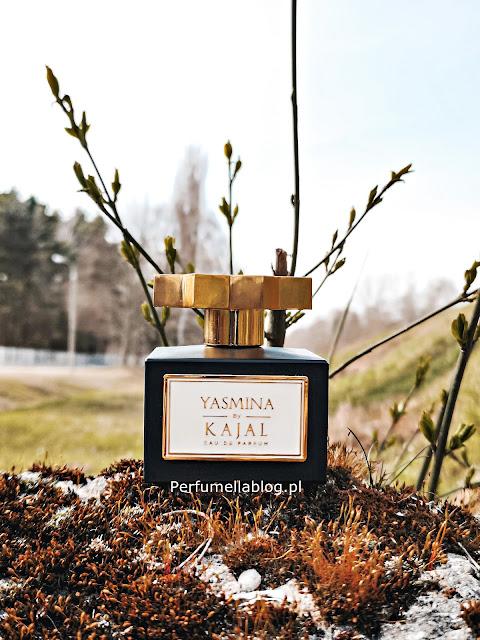 kajal yasmina perfumy