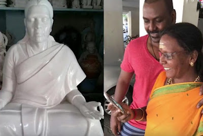 Temple-of-Director-s-Mom-to-be-opened-soon-Andhra-talkies