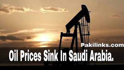 Oil prices sink due to the rapid recovery of Saudi production