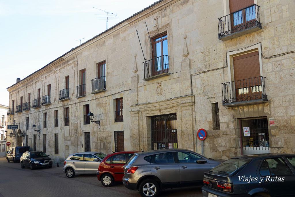 Convento de San Agustín,Dueñas, Palencia