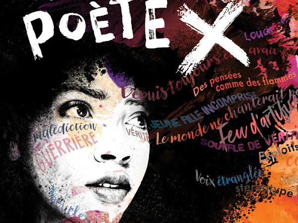 Signé poète X de Elisabeth Acevedo