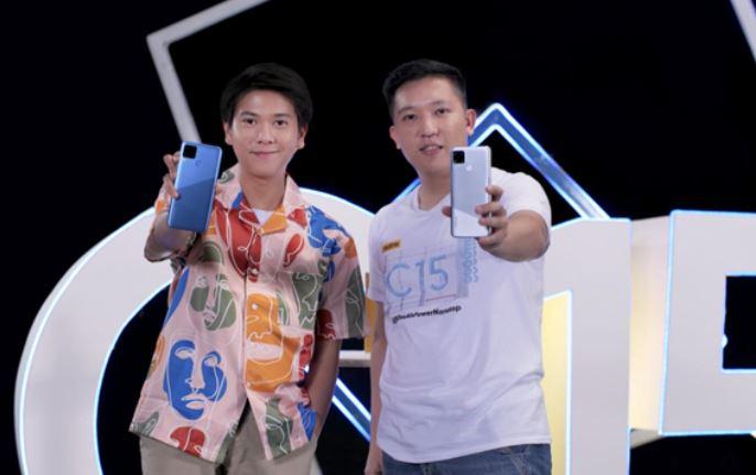 Andalkan Baterai 6000mAh, Realme C15 Resmi Diluncurkan di Indonesia