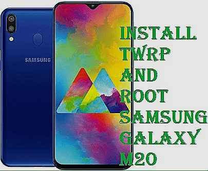 طريقة، تركيب ،وتثبيت، الروت ،والريكفري ،لجهاز ،How، to، Install، TWRP، and، Root، Samsung، Galaxy، M20