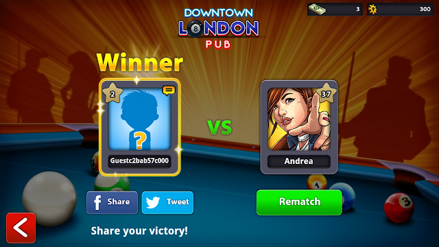 8 Ball Pool 3.13.5 Apk + MOD(No need to select Pocket/All Room Guideline/Auto win) for android