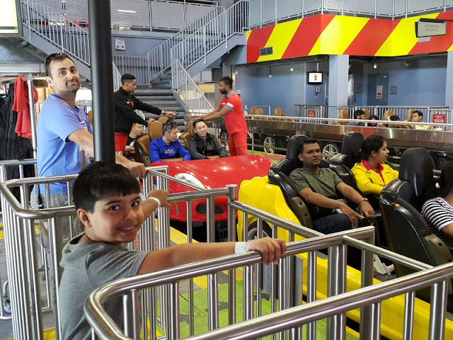 Ferrari World Abu Dhabi: o parque temático da Ferrari nos Emirados Árabes