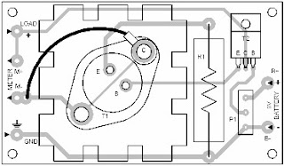 Parts Placement Layout Adjustable Dummy Load