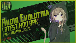 Audio Evolution Mobile Studio PRO MOD APK [Paid - Unlocked] Latest (V5.0.4.9)