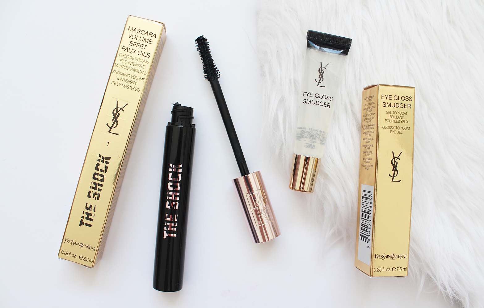 YSL | New Product Launches - Black Opium Floral, The Shock Mascara + The Street And I Face Palettes - Review + Swatches - CassandraMyee