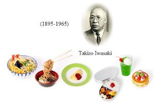 Bisnis, Takizo Iwasaki