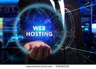 hosting adalah
