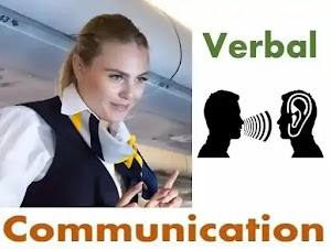 Verbal Communication |  A Skill That Must Be Mastered by Cockpit Crew and Cabin Crew