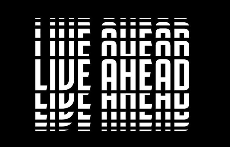 Challenge. Change. Live. #LiveAhead