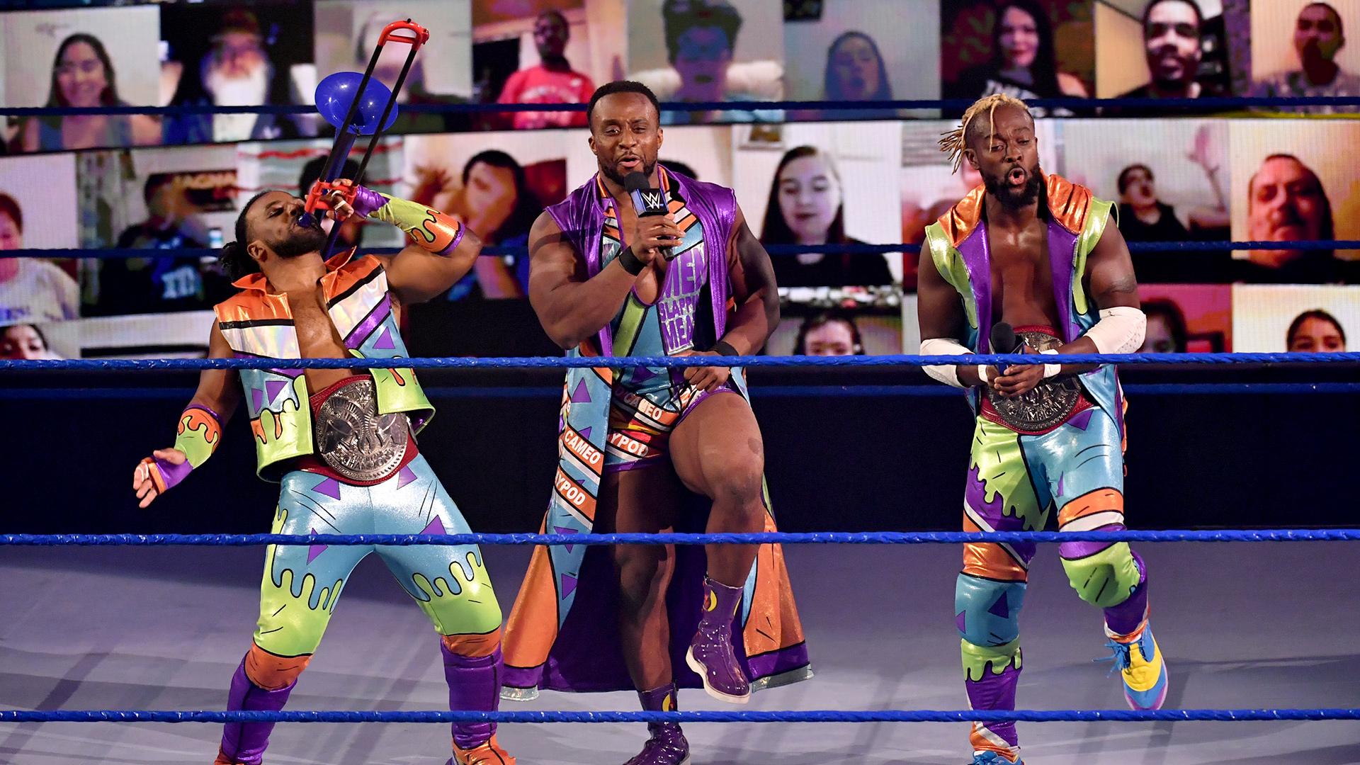 New Day vencem combate de despedida no Friday Night SmackDown