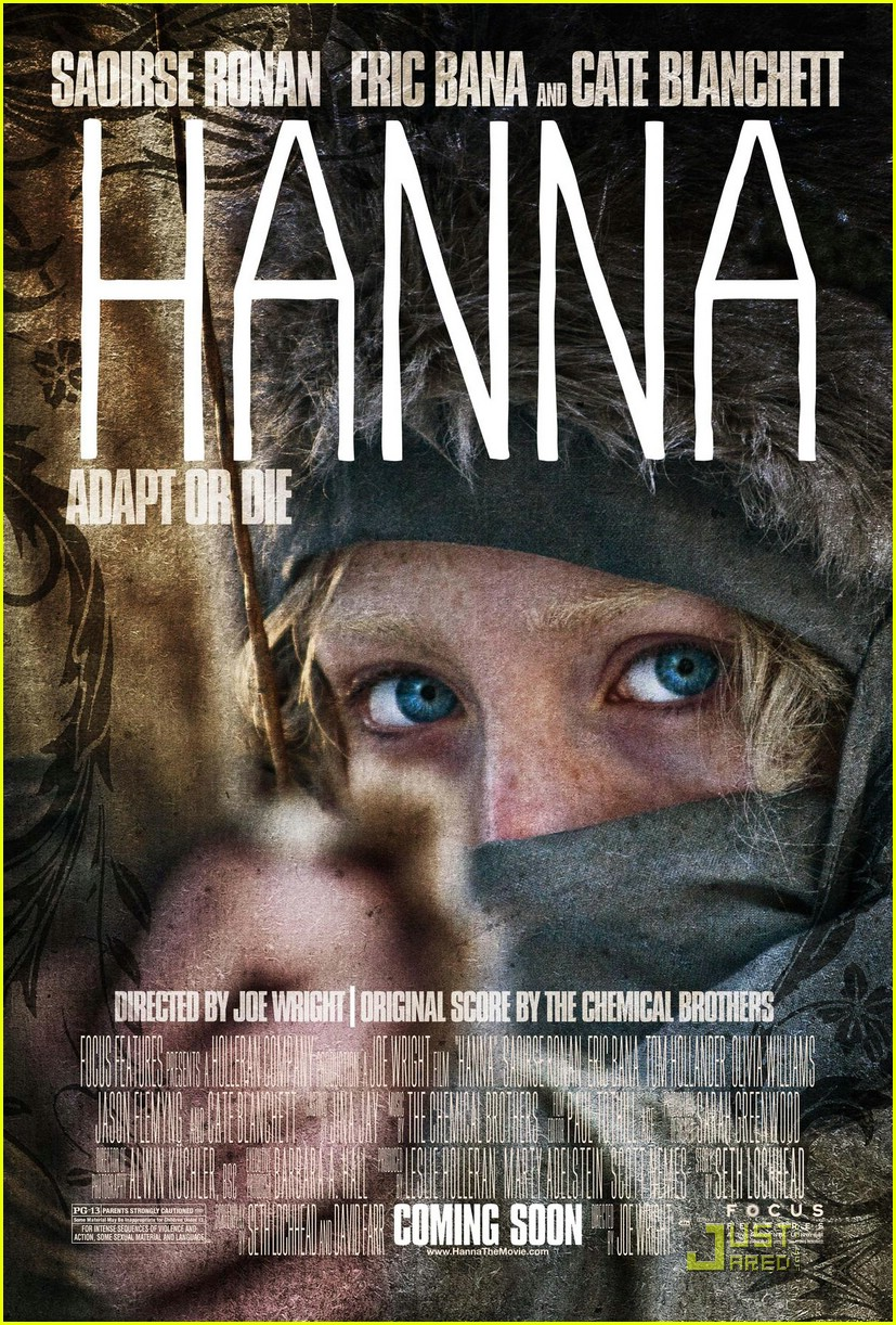 Hanna the Hitman Girl