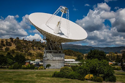 deep space network canberra