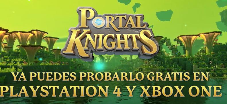 Portal Knights ya nos permite jugar a su prueba gratuita