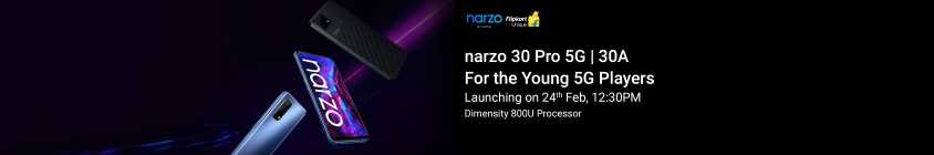 Realme Narzo 30Pro 5G and Realme Narzo 30A Mobile is ready to be launched, when will be launched and what is the price