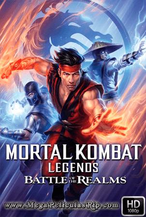 Mortal Kombat Legends: Battle Of The Realms [1080p] [Latino-Ingles] [MEGA]