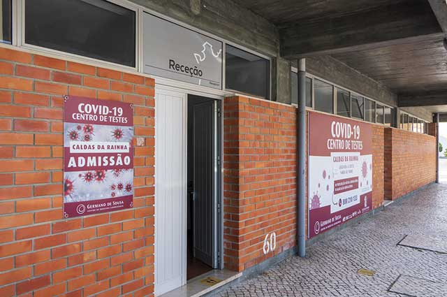 Covid-19 Centro de Testes
