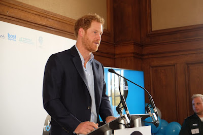 "Prince Harry: ""It's time we ended the shame around mental health"