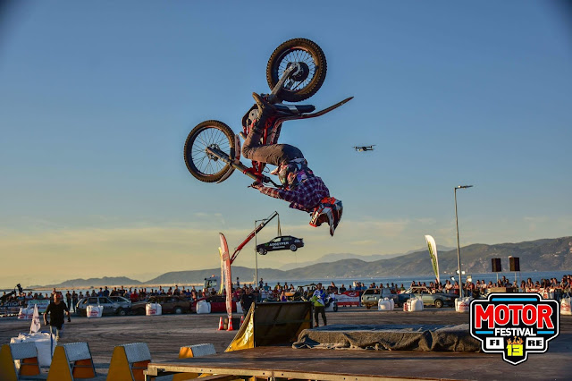 Άφησε… εποχή το 13ο Motor Festival της Πελοποννήσου!