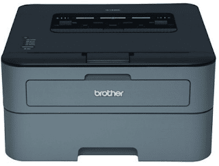 sized Light Amplification by Stimulated Emission of Radiation printer laid amongst potent operational capability Brother HL-L2321D Driver For Windows 10, Windows 7, Mac