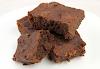 Fudgy Chickpea Tahini Brownies {Vegan}