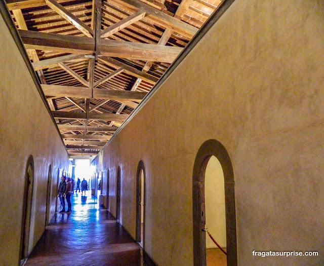 Dormitório dos monges, Museu de San Marco, Florença