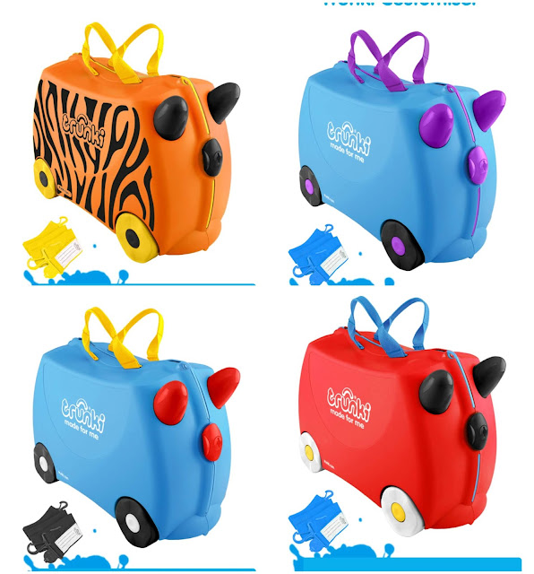 colours of Trunki