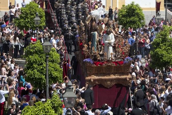 Especial Domingo de Ramos en Andalucía