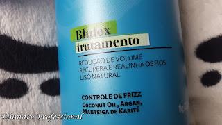 Botox Blumare || Tratamento Reduão de Volume