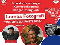 Lomba Fotografi Nasional 2020 di Penerbit Buku Erlangga