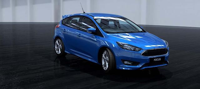 Ford Focus có nhiều biến đổi về giá cả từng năm
