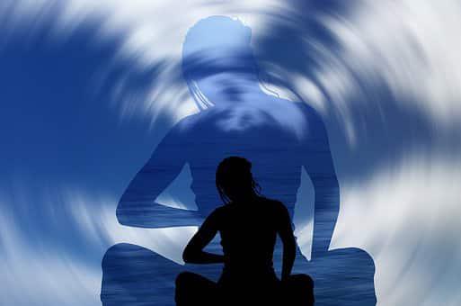 focused meditation in vitiligo