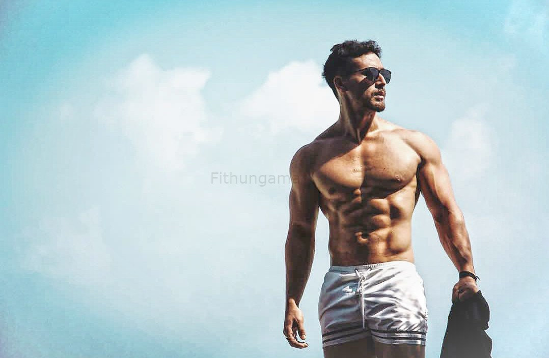Tiger Shroff Workout Routine and Diet Plan | Fithungama