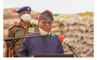 Governor Adegboyega Oyetola orders total lockdown of four of the locals government in Ilesha area