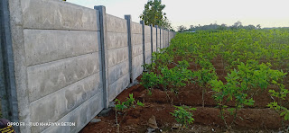 pagar panel beton Kudus