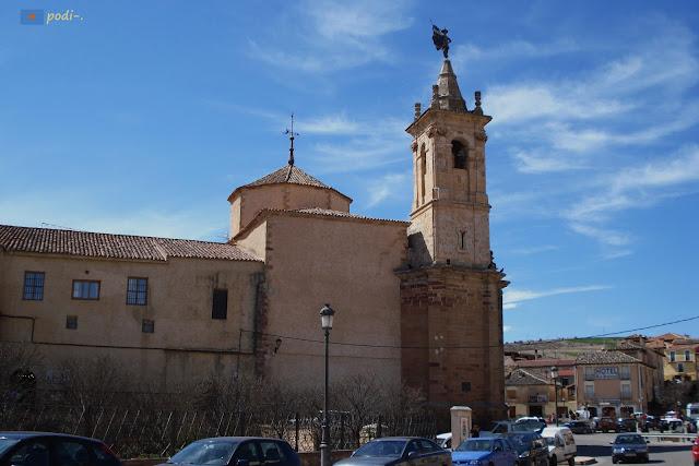 El Giraldo de San Francisco, Molina de Aragón