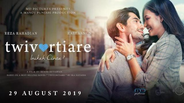 Sinopsis Hingga Jadwal Tayang Film TWIVORTIARE - Di Bioskop 29 Agustus 2019