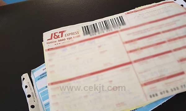 Cara Cek Nomor Resi J&T Kiriman Kab Aceh Besar