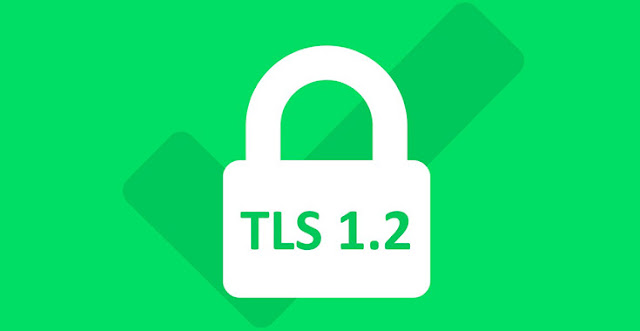 Browsers Moving Forward to TLS 1.2