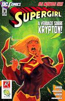 Os Novos 52! Supergirl #3