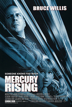 Mercury Rising 1998 Hindi Dubbed 300MB ENG BluRay 480p