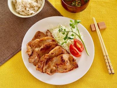 Shogayaki (Ginger Pork)