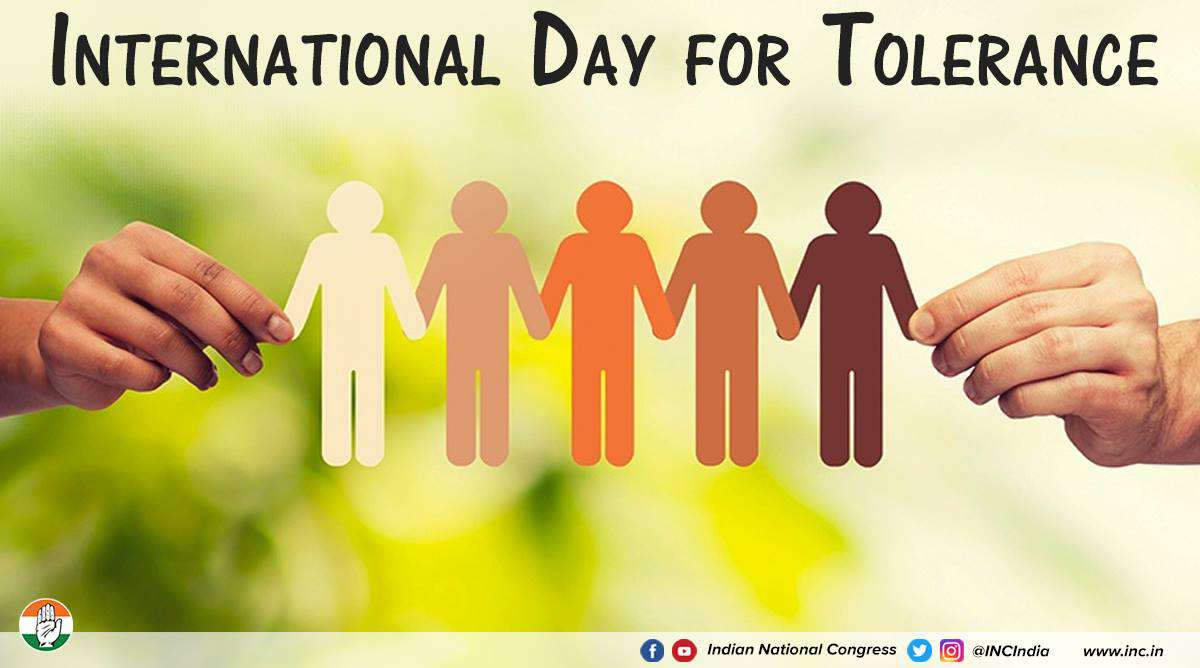 International Day For Tolerance Wishes Awesome Images, Pictures, Photos, Wallpapers